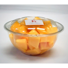 Fresh Cut Cantaloupe 24oz