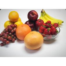 Fresh Fruit Basket 3